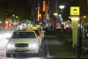 I Taxi in Germania, informazioni e consigli