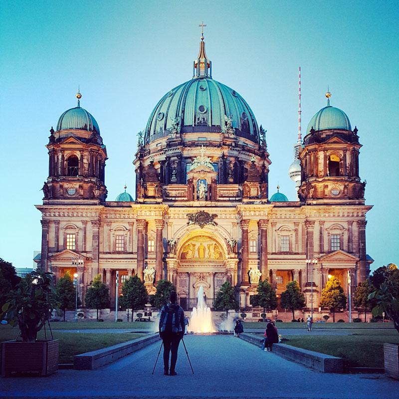 Il duomo di Berlino