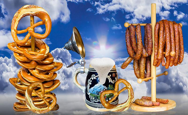 Oktoberfest, la festa della Birra più famosa al mondo che si tiene a Monaco di Baviera