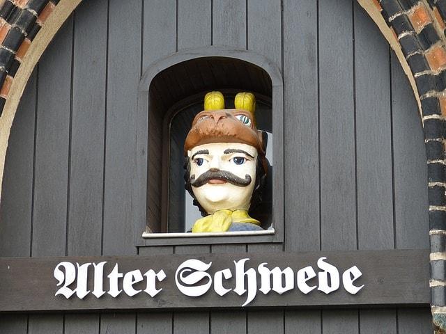 Alter Schwede a Wismar
