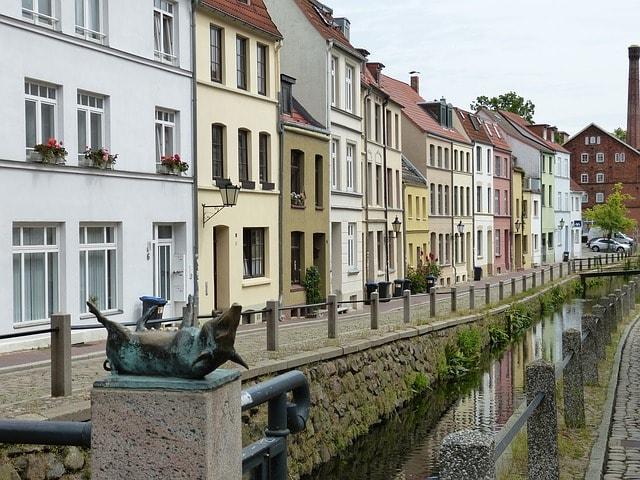 Canale di Wismar