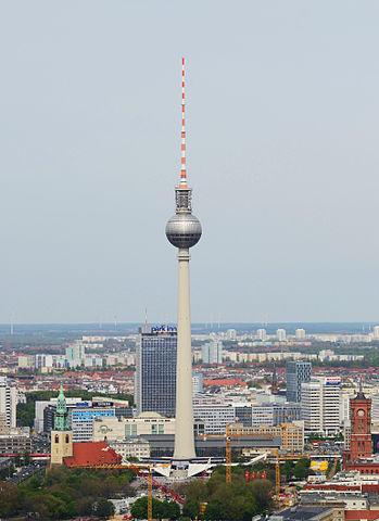 Come visitare la torre della televisione di Berlino