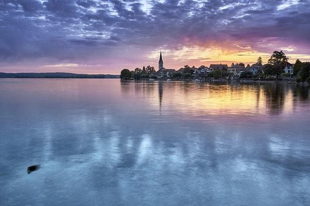 Il lago di Costanza è uno dei più begli itinerari per un viaggio in Germania