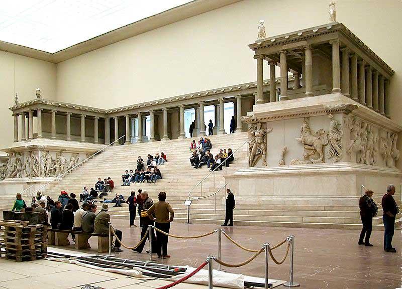 Come visitare il Pergamon Museum di Berlino