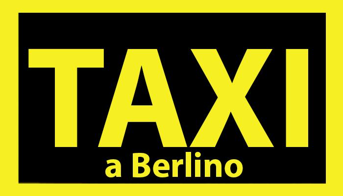 Come prenotare un taxi a Berlino