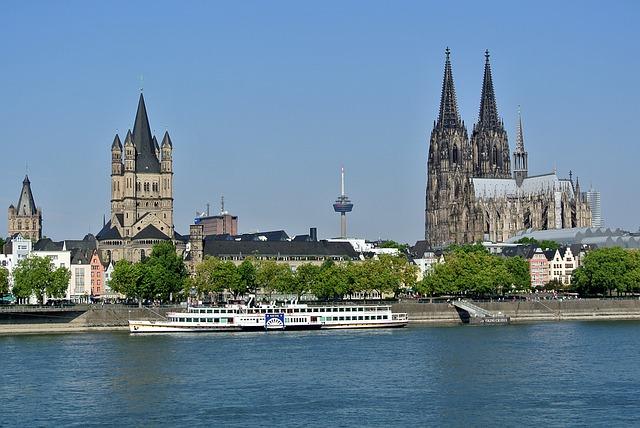 Il duomo di Colonia, il Kölner Dom, è la più imponente e affascinante chiesa di Germania