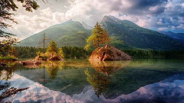 Il Parco Nazionale di Berchtesgaden