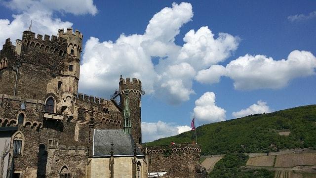 Il castello di Coblenza
