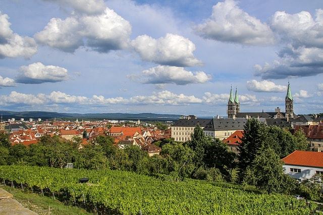 Il duomo di Bamberga