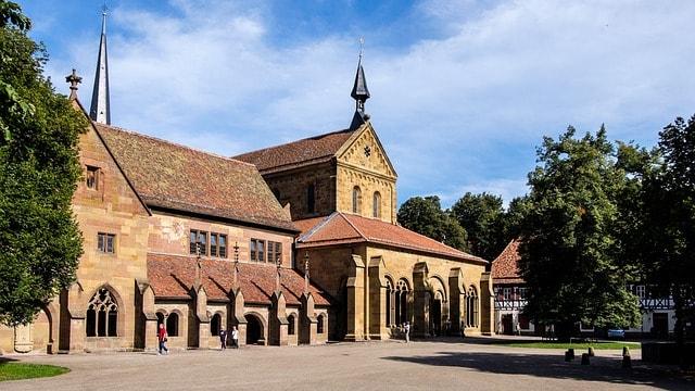 Il monastero di Maulbronn