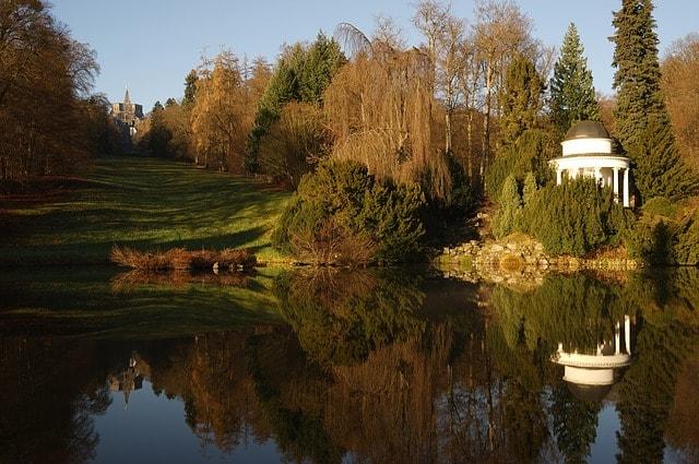 Il parco collinare Bergpark Wilhelmshöhe