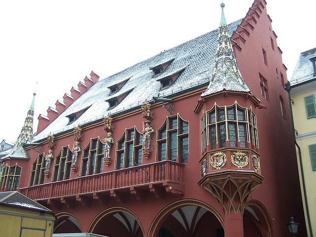 La Kaufhaus di Friburgo