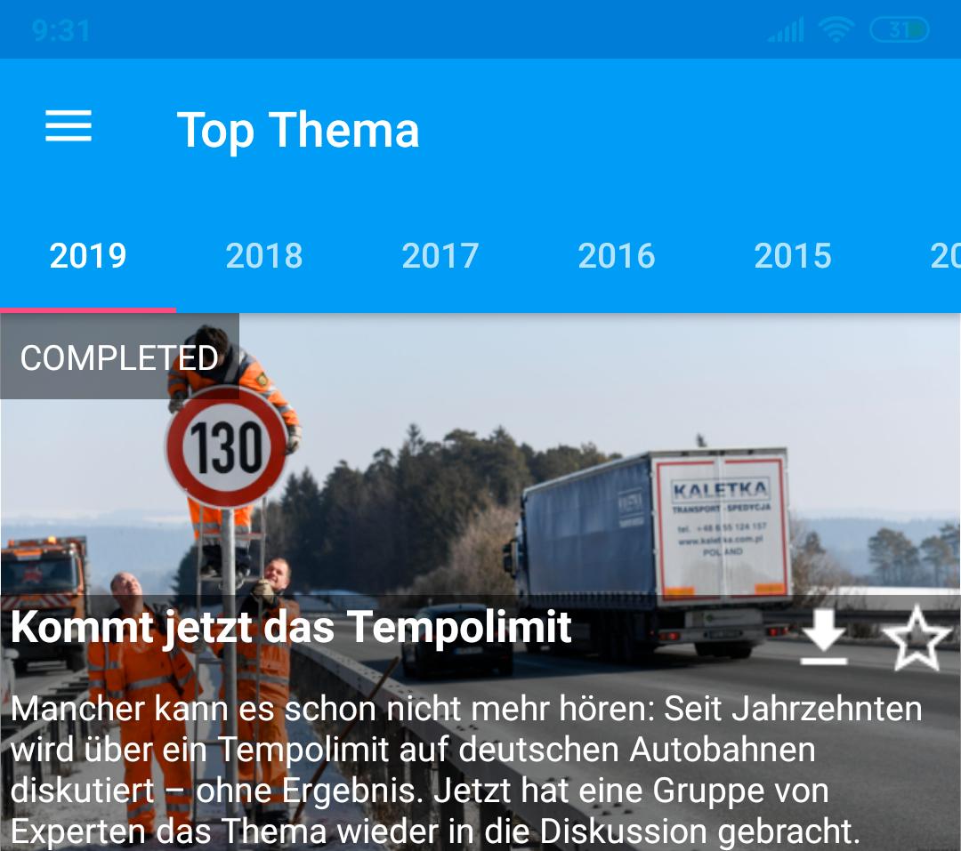 La migliore app di tedesco secondo Viaggio in Germania