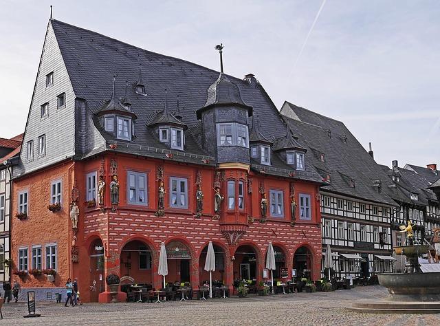 Il mercato di Goslar